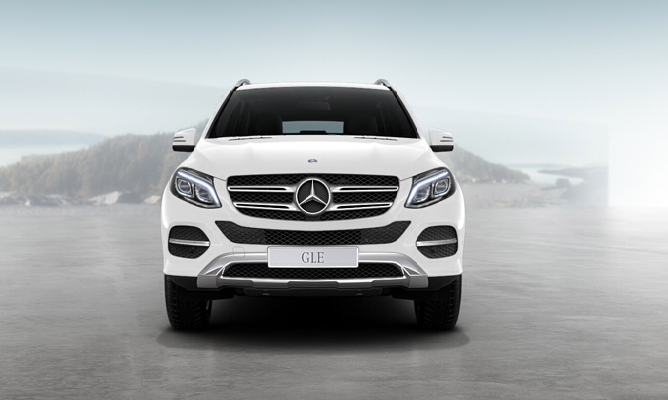 Mercedes GLE 400 4Matic (V)