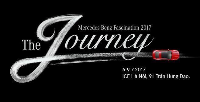 Mercedes-Benz Fascination 2017 sắp diễn ra từ ngày 6-9/7/2017 tại Hà Nội