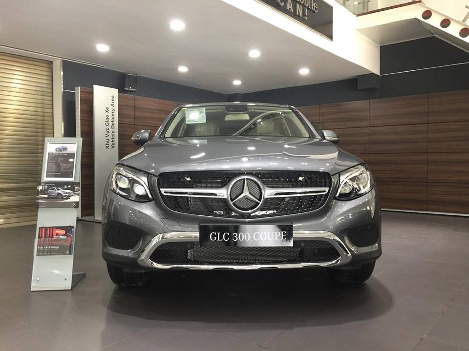 GLC300 COUPE