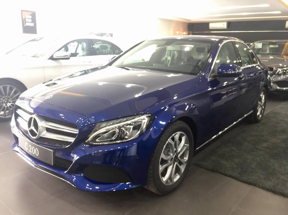 Mercedes C200 2017 (8)