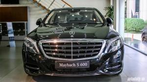 maybach S600